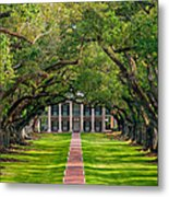 Southern Time Travel Metal Print by Steve Harrington