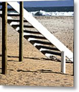 Stairway To Summer  Metal Print