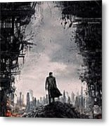 Star Trek Into Darkness  Metal Print by Movie Poster Prints