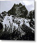 Stark Himalayas Metal Print