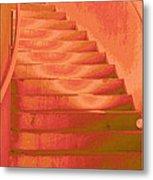 Steps Metal Print by Wendy J St Christopher