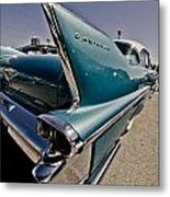 Streamlined Metal Print