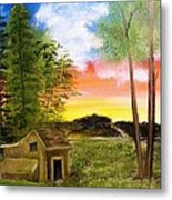 Summer Breeze Metal Print by The GYPSY And DEBBIE