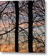 Sunrise Of Lake Huron Metal Print by Rhonda Humphreys