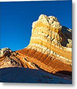 Swirl Metal Print by Chad Dutson