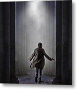 Temple Chase Metal Print by Carlos Caetano
