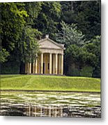 Temple Of Piety Metal Print