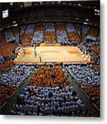 Tennessee Volunteers Thompson-boling Arena Metal Print