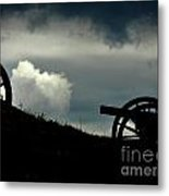 The Battle Metal Print by Sharon Costa