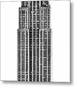 The Empire State Building Metal Print by Luciano Mortula