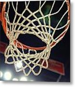 The Goal Metal Print by Replay Photos