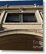 The Grove -- Looking Up Metal Print
