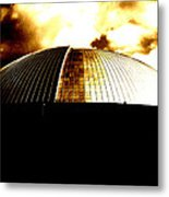 The Igloo Metal Print by S Patrick McKain