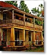 The Old Boarding House Metal Print by Marty Koch