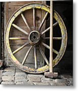 The Old Forge  Metal Print by Stephen Norris