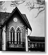 The Old House Metal Print by Marco Oliveira