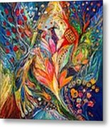 The Queen Lillie Metal Print
