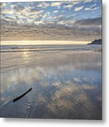 The Song's End Metal Print