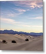 Three In The Sand Metal Print by Jon Glaser