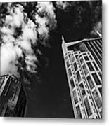 Tower Up Metal Print by CJ Schmit