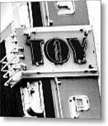 Toys Metal Print