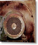 Vintage Air Metal Print by Odd Jeppesen