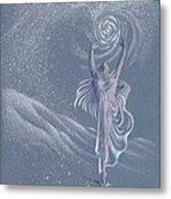 Vivaldi The Four Seasons Winter      Metal Print by Elizabeth Dobbs