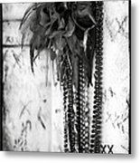 Voodoo In New Orleans Metal Print