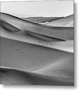 Waves Of Sand IIi Metal Print