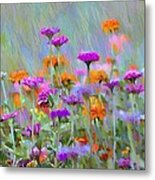 Where Have All The Flowers Gone Metal Print