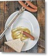 Wieners Metal Print by Joana Kruse