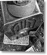Yankee Cap Metal Print