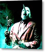 You've Been Gone Damn Near Two Years Metal Print by Ludzska