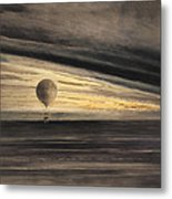 Zenith At Sunrise Metal Print by Bill Cannon