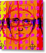 Zodiac Killer Three With Code And Sign 20130213 Metal Print
