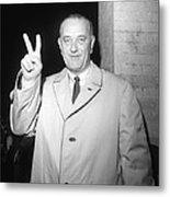 1964 Presidential Election. Lyndon Metal Print