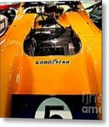 1972 Mclaren M20 Can-am Race Car Metal Print by Wingsdomain Art and Photography