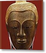 Buddha's Pleasure Metal Print