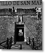 Castillo De San Marcos Metal Print by David Lee Thompson