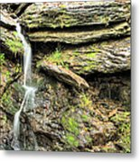 Falling Waters Metal Print by JC Findley