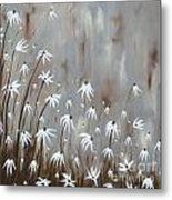 Gossamer Field Metal Print by Holly Donohoe