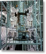 Hubble Space Telescope Metal Print by NASA/Science Source