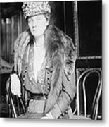 Juliette Daisy Low, Founder Of The Girl Metal Print by Photo Researchers