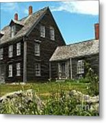 Olson House Metal Print by Theresa Willingham