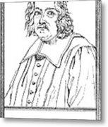 Pierre De Fermat, French Mathematician Metal Print by Science Source