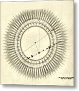 Transit Of Venus, 1761 Metal Print by Science Source