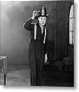 Harry Philmore Langdon Metal Print by Granger