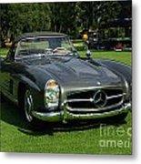 Mercedes 300 Sl Metal Print