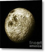 Moon, Apollo 16 Mission Metal Print by Science Source
