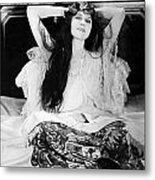 Theda Bara (1885-1955) Metal Print by Granger